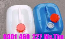 Can nhựa, vỏ can nhựa 20 lít đựng hóa chất, 10 lít mua tại TPHCM
