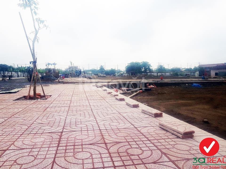 Đất đối diện Thpt Bình Tân, liền kế chung cư Lê Thành Tân Tạo