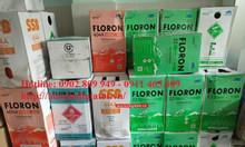 Thành Đạt phân phối gas lạnh R404 floron ; Gas lạnh R134a Dupont; Gas