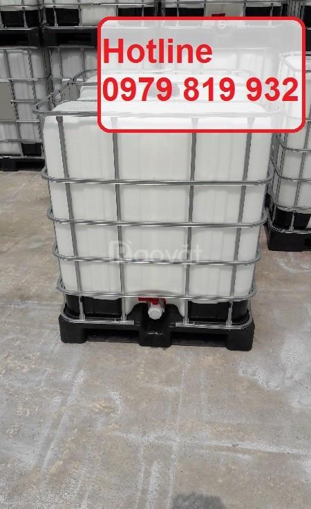 Ban thùng rác đạp chân y tế 20 lít màu trắng