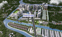 Vị trí, tiện ích dự án Mizuki Park