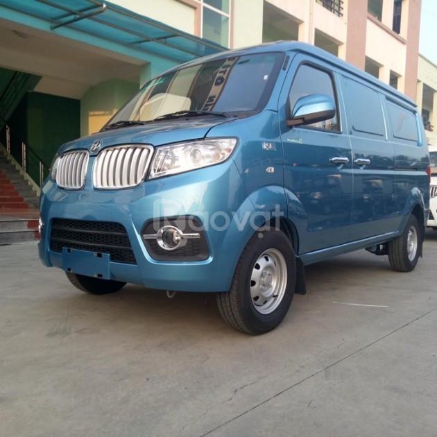 Giá xe tải van Dongben x30 5 chỗ vào thành phố 24/24