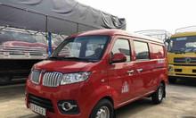 Xe tải van dongben x30 , khuyến mãi 100% phí trước bạ