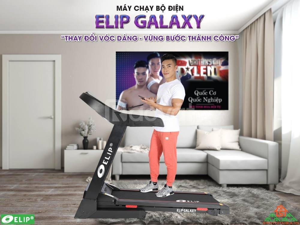 Máy chạy bộ điện đơn năng Elip Galaxy (ảnh 5)