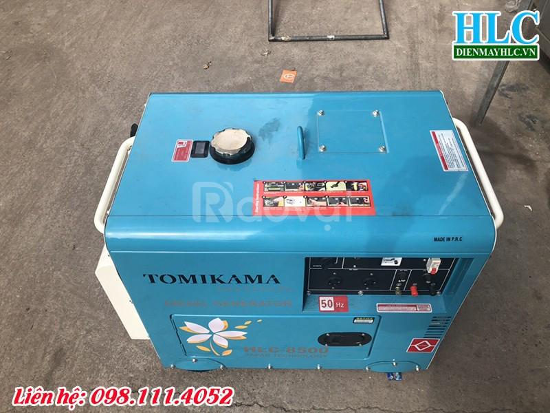 Ưu đãi lớn khi mua máy phát điện chạy dầu diesel 5kva không ồn