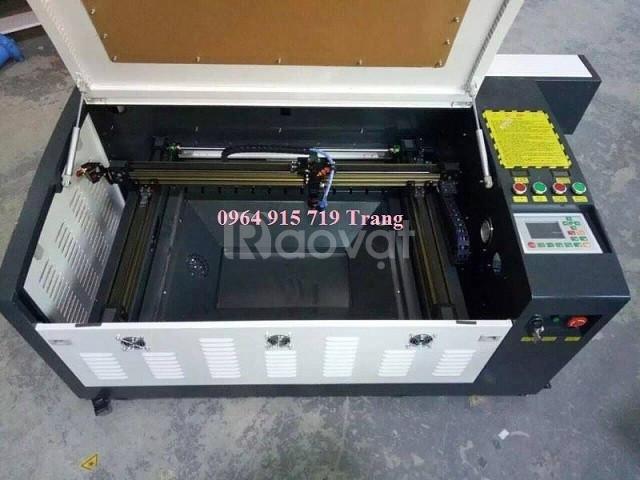 Máy laser 6040, máy laser nhiều ứng dụng