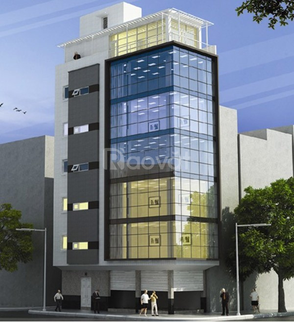 Bán nhà kinh doanh đỉnh phố Trần Quang Diệu, 55m2, 7 tầng, thang máy.