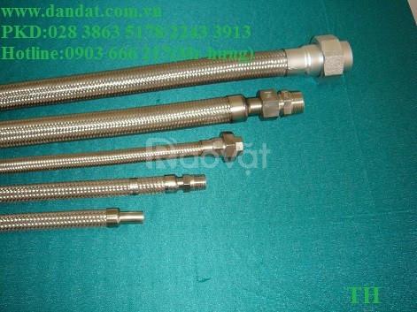 Nhập khẩu:ống mềm pccc/khớp nối cao su mặt bích inox/dây đồng bện.