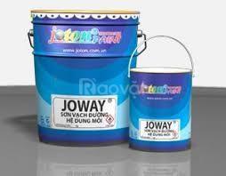 Bán sơn kẻ vạch Joton Joway màu vàng 153 chính hãng giá rẻ