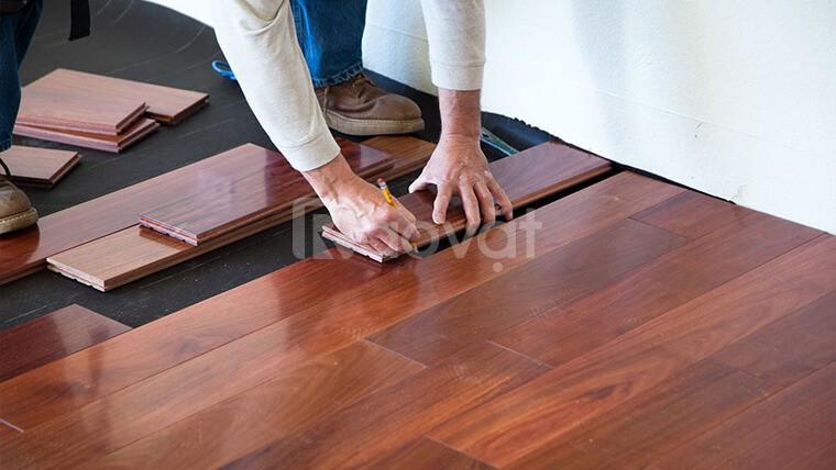 Sửa sàn gỗ bị vênh tại nhà TP HCM