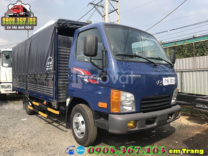Xe tải Hyundai 2.5 tấn, Ưu đãi cuối năm giá rẻ, quà tặng 20 triệu