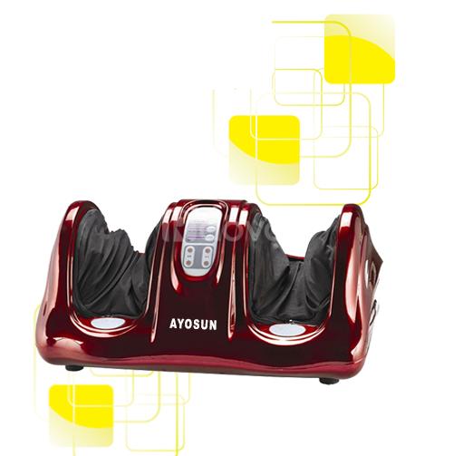 Máy massage chân Hàn Quốc AYS TG - 731 hàng chính hãng