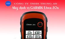 Máy đo đất rừng Gps Garmin eTrex 20x