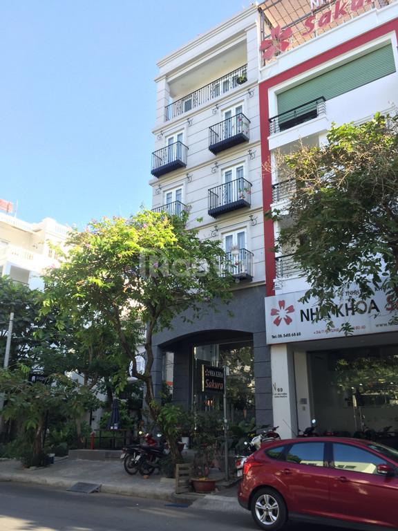 Cần bán nhà 12 PN khu Hưng Gia, Phú Mỹ Hưng đang kinh doanh CHDV