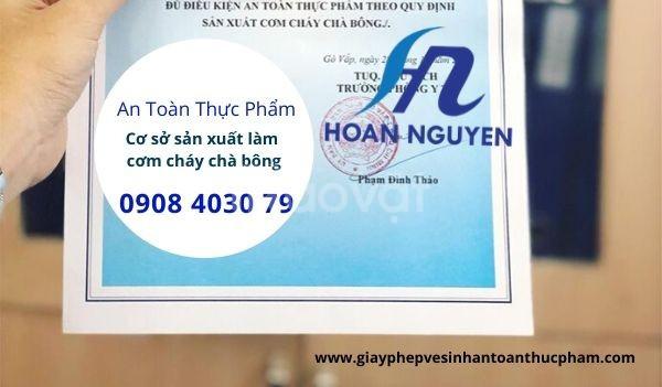 An toàn thực phẩm cơ sở sản xuất nước đá tại Bình Thuận
