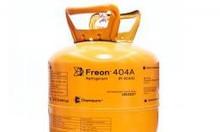 Thành Đạt phân phối sỉ và lẻ gas lạnh Chemours Freon 404a TQ