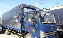 Xe tải faw 8 tấn máy hyundai ga cơ thùng 6m2