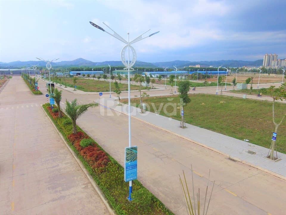 Đất nền cạnh cảng ICD Thành Đạt Móng Cái, vị trí đẹp