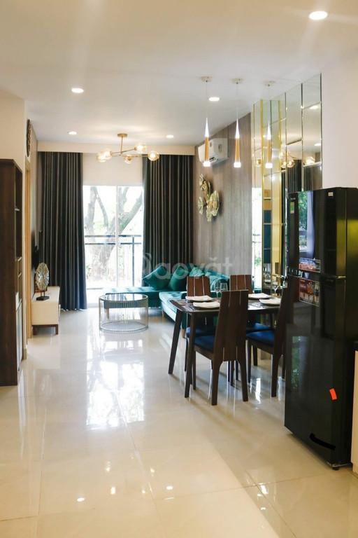 Làm chủ căn hộ Vista Phú Long – 2PN chỉ với 360tr đẹp Sài Gòn