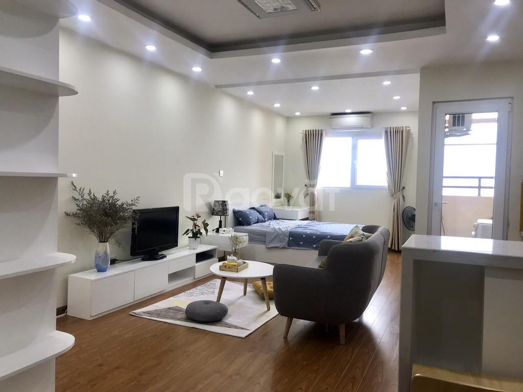 Bán căn 46m2-2 phòng ngủ tòa ct2c chung cư Nghĩa Đô, Hoàng Quốc Việt