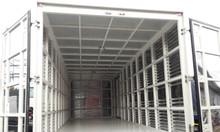 Giá xe tải isuzu 1.9 tấn thùng mui bạt 6m2