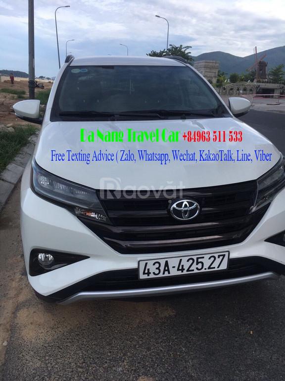 Thuê xe 7 chỗ tại Đà Nẵng giá rẻ thuê xe du lịch giá rẻ