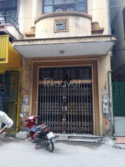 Bán nhà mặt phố Hoàng Ngọc Phách vỉa hè rộng (ảnh 5)