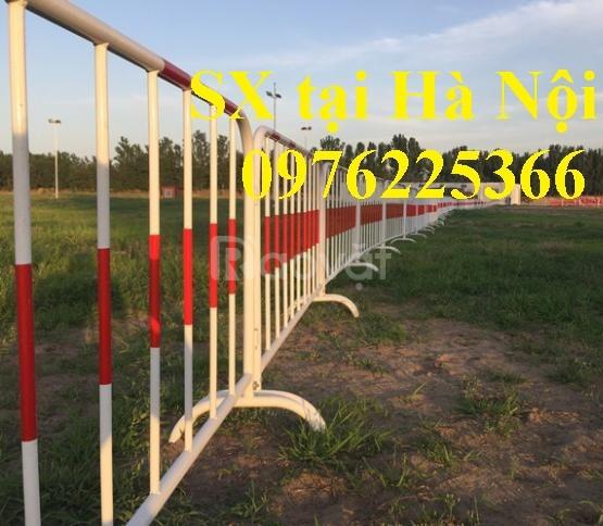 Hàng rào di dộng, khung hàng rào di động