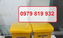 Thùng rác y tế 10 lít, thùng rác y tế 15 lít
