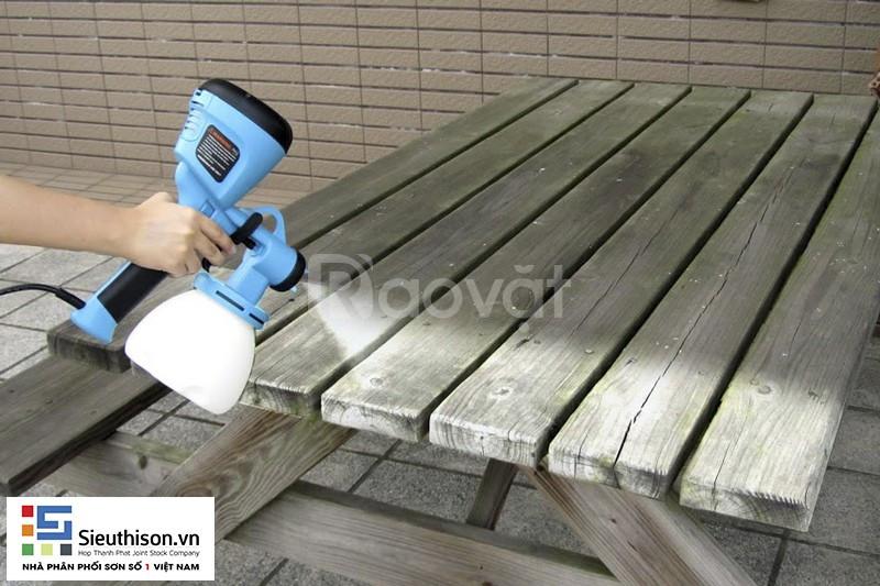 Thi công sơn PU & NC cho mọi công trình đồ gỗ nội thất chất lượng cao
