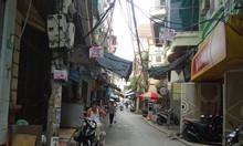 Bán nhà gần Chùa Láng 4 tầng, mặt tiền 4.5m, đường ô tô tránh – kinh doanh sầm uất.