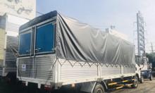 Xe tải 7 tấn thùng bạt 6m3 máy hyundai ga cơ|Trả trước 150tr nhận xe