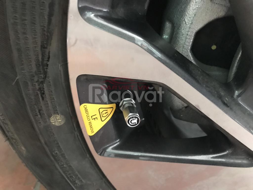 Civic - Cảm biến cảnh báo lốp xe bất thường