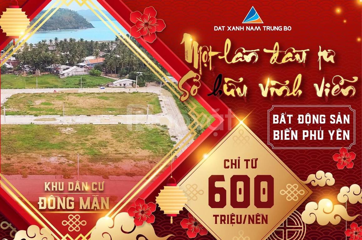 Bán 2 Suất ngoại giao - KDC Đồng Mặn - Sông Cầu - Phú Yên