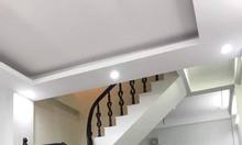 Bán gấp nhà đẹp mới 43m2*4T phố Hoàng Mai, mặt tiền 4m, lô góc 3 mặt thoáng, giảm sốc 300 triệu bán trước tết giá mới 3.2 tỷ.