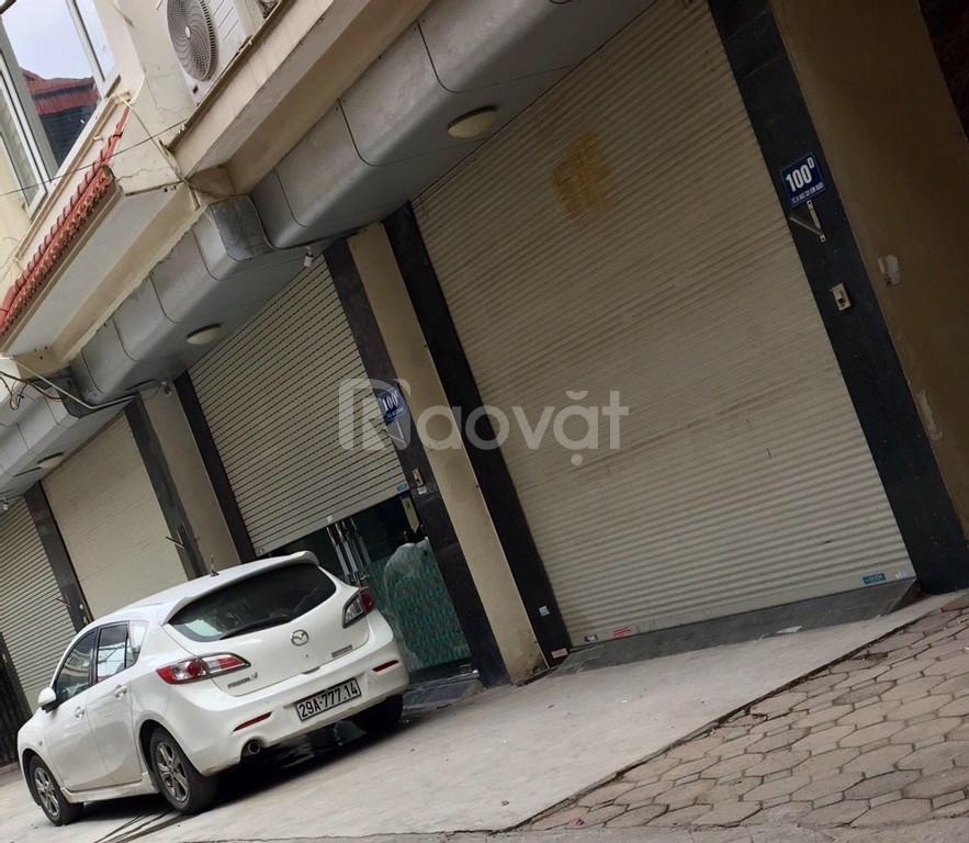Bán nhà phân lô ngõ Trương Định, ô tô vào nhà,DT 50m2x5T mới,  giá 5.25 tỷ