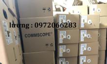 Cáp mạng Cat5e UTP  mã PN: 6-219590-2 hàng hãng COMMSCOPE
