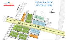 Bán lô góc 91m2 dự án Đa Phúc, Dương Kinh chỉ 1,2 tỷ
