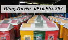 Giảm giá thùng rác 3 ngăn 3 màu chất lượng