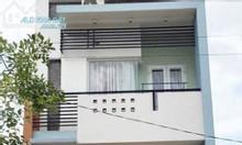 Bán nhà Bình Chánh,mặt tiền đường Hoàng Phan Thái - 1 trệt 1 lầu 100m2