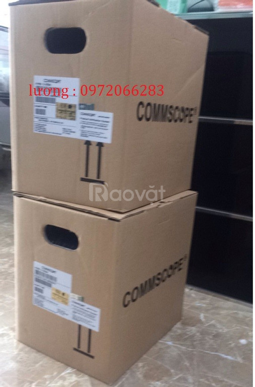 Cáp mạng Cat6 UTP mã PN: 1427254-6 COMMSCOPE