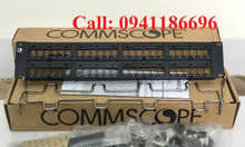 Thanh đấu nối Patch Panel 48 Port COMMSCOPE Cat5/Cat6