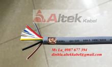 Cáp điều khiển Altek Kabel có bọc chống nhiễu phân phối trực tiếp