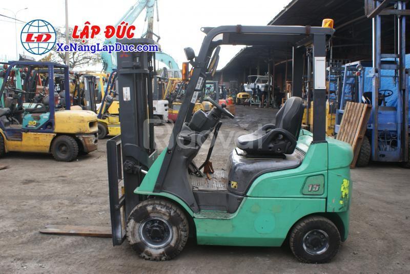 Xe nâng dầu Nhật bền đẹp, giá tốt