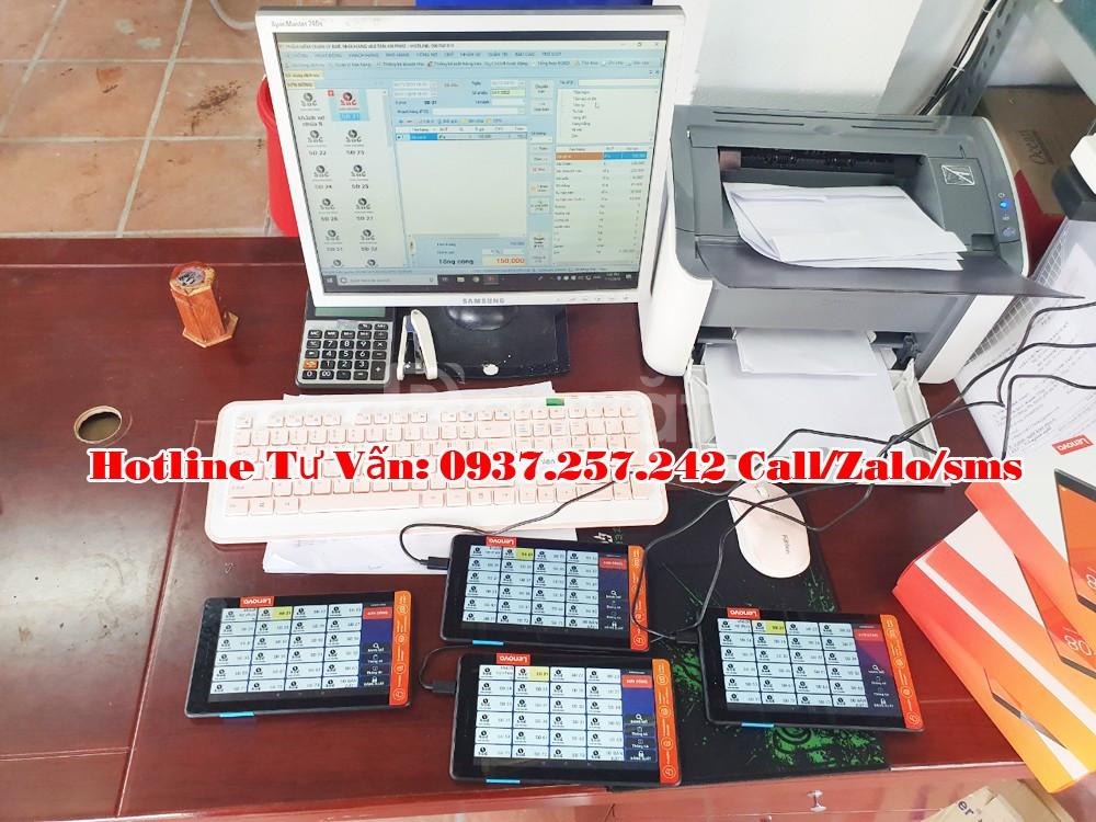 Lắp đặt máy tính tiền giá rẻ tại Đồng Nai cho quán cafe