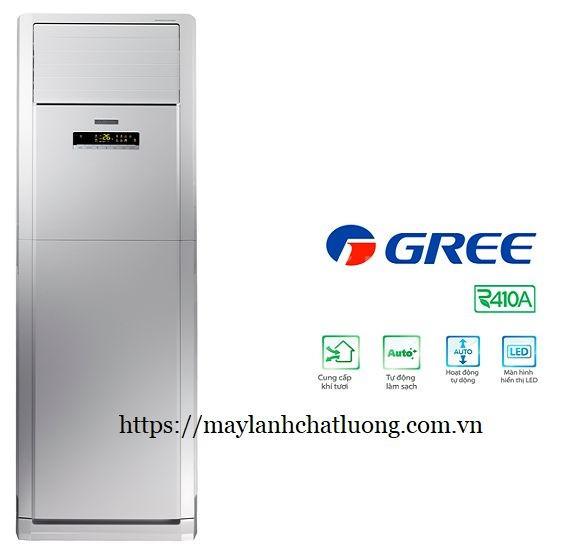 Máy lạnh tủ đứng Gree 5HP GVC48AH-M3NTB1A giá rẻ