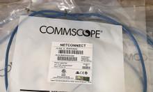 Dây nhảy patch cord 1.2m Cat6 Blue (NPC06UVDB-BL004F) commscope