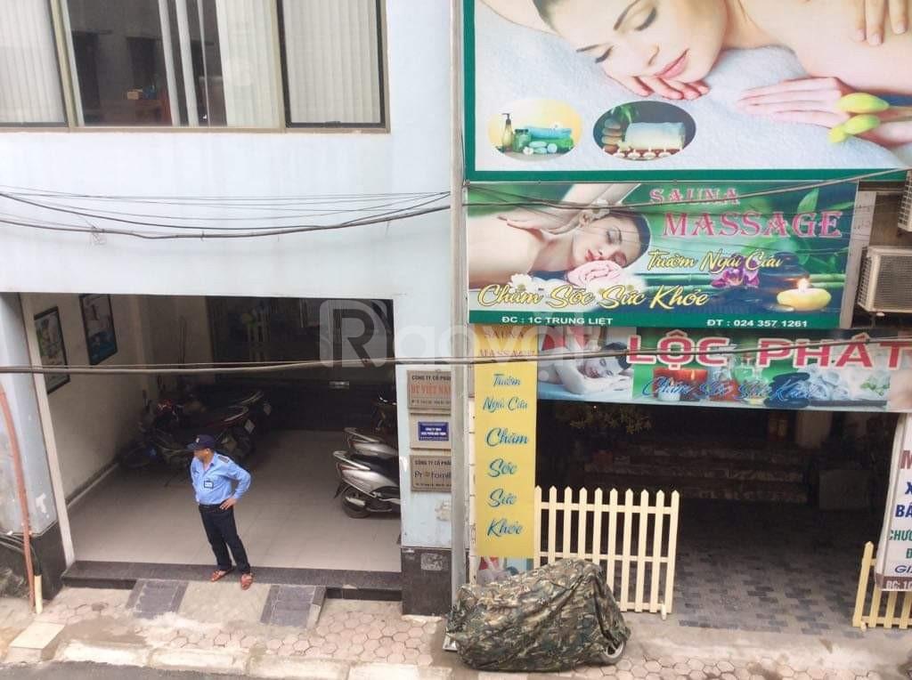 Bán gấp căn hộ 70m2 chung cư tập thể mặt phố Trung Liệt, quận Đống Đa  (ảnh 1)