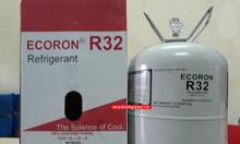 Đại lý bán gas lạnh gas lạnh R32 Ecoron Trung Quốc 7 KG