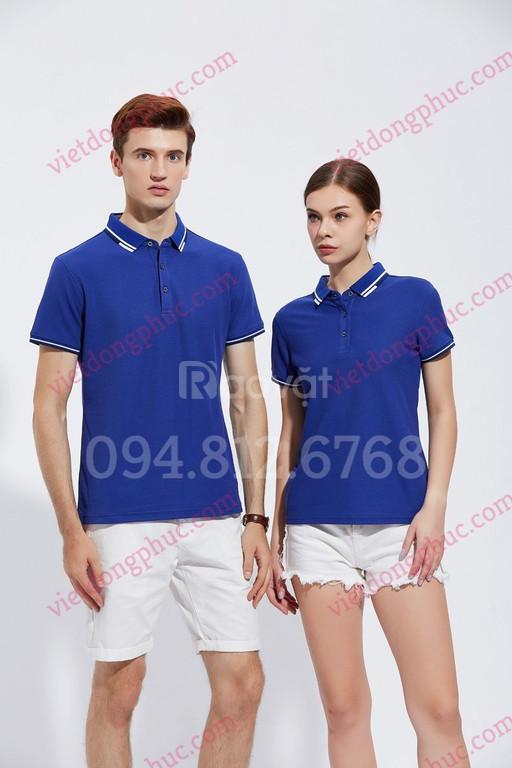 Xưởng may áo thun đồng phục áo thun đồng phục ngắn tay giá tốt